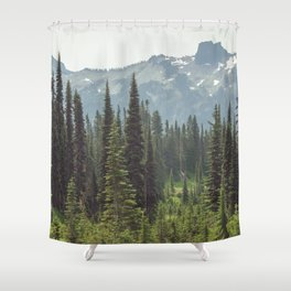 Escape to the Wilds - Nature Photography Shower Curtain
