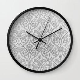 Gothic Pattern | Filigri | Ory | Boho | Gypsy | Hippie Wall Clock