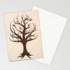 Parliament of Owls Stationery Cards