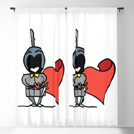 Capitan Gondola - Love Blackout Curtain