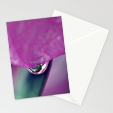 Watermelon Droplet Stationery Cards