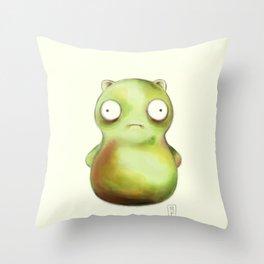 Kuchi Kopi Throw Pillow