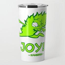 Joy! - Kanebes - Travel Mug