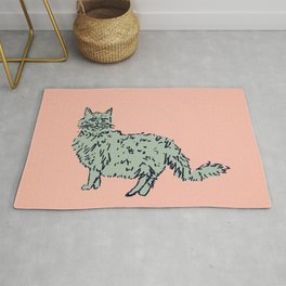 Animal Series - Cat Rug