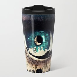 wild night Travel Mug