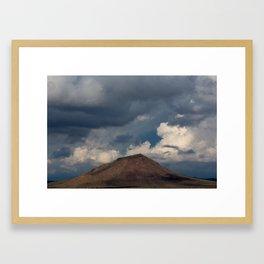 Rainy Landscapes Framed Art Print