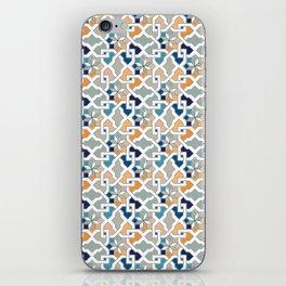 Geometric Pattern - Oriental Design iPhone Skin