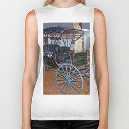 Antique Carriage in museum Biker Tank