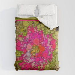 MAISON ORDINAIRE FESTIVAL ROSE Comforters