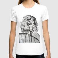 rihanna T-shirts featuring Rihanna by Ellie Wilson Designs