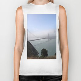 The Golden Gate Bridge Biker Tank