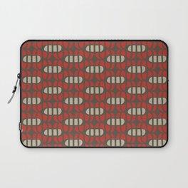 Crossed ovals Laptop Sleeve