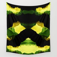 reggae Wall Tapestries featuring Reggae Fields by Stoian Hitrov - Sto