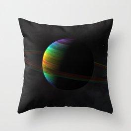 Aquarii Prime Throw Pillow