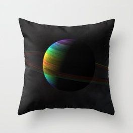 Aquarii Prime Throw Pillow