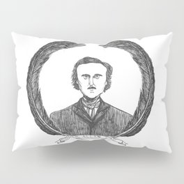 Edgar Allan Poe Pillow Sham