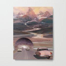Road portal Metal Print