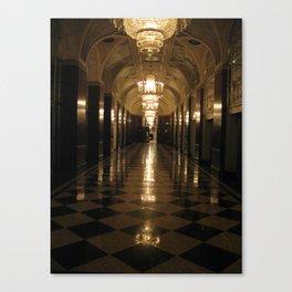 Waldorf Astoria  Canvas Print