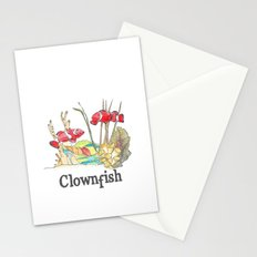 C is for Clownfish Stationery Cards