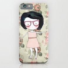 Nerdy girl iPhone 6s Slim Case