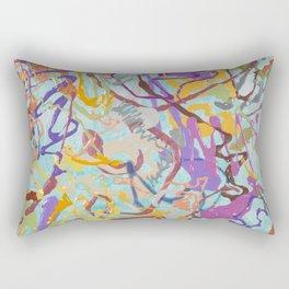 Shamanic Painting 08 Rectangular Pillow