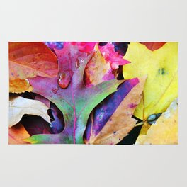 Colors of Autumn Rug