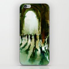 without an end or a beginning  iPhone & iPod Skin