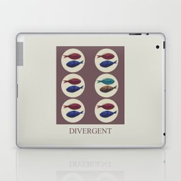 Divergent Laptop & iPad Skin