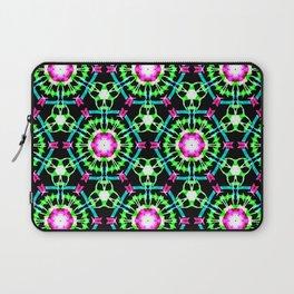 Color Burst Pattern Laptop Sleeve