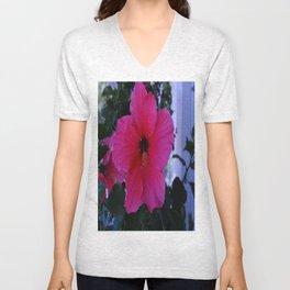 Flower #1 Unisex V-Neck