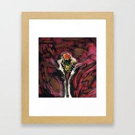 Flewer Framed Art Print