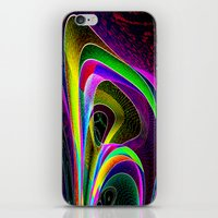 magneto iPhone & iPod Skins featuring magneto-dynamic by David  Gough