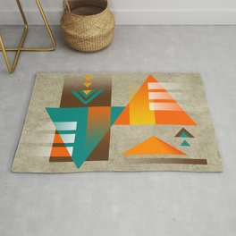 SUMMIT | orange Rug