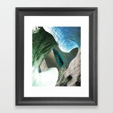colagem9 Framed Art Print