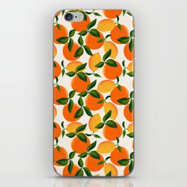 Oranges and Lemons iPhone Skin