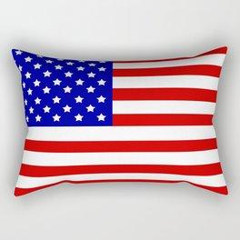 Original American flag Rectangular Pillow