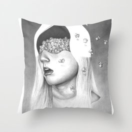 anthem for a seventeen year old series n6 Throw Pillow