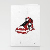 air jordan Stationery Cards featuring Air Jordan I by shoooes