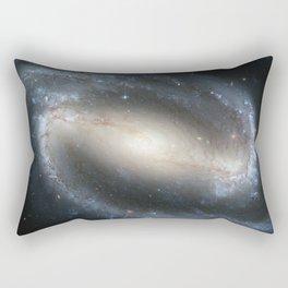 Spiral galaxy Rectangular Pillow