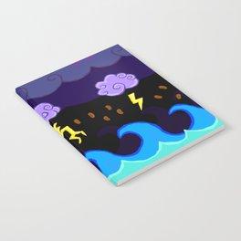 Coffee Storm Notebook