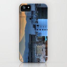 Tokyo 107 iPhone Case