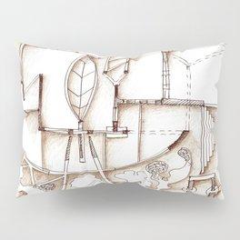 wall installation Pillow Sham