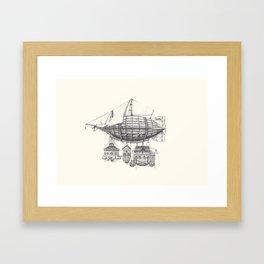 Vestri Framed Art Print