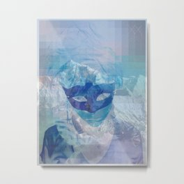 ALPINE EMOTION Metal Print