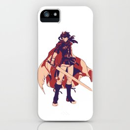 Fire Emblem: Path of Radiance Ike iPhone Case