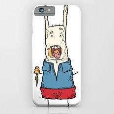 carrot (no bubble) iPhone 6s Slim Case