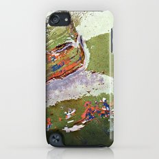 Auto Abstract iPod touch Slim Case