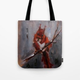 Afternoon Visitor Tote Bag