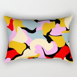 Liquified 02 Rectangular Pillow