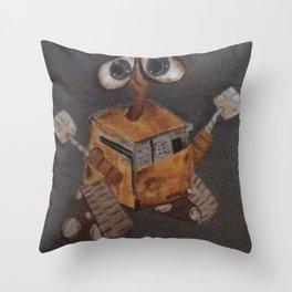 Walle Throw Pillow